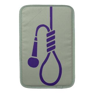 Döda mig som Now- Macbook täcker MacBook Air Sleeve