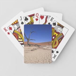 Döda Vlei, Sossusvlei, Namib-Naukluft medborgare Casinokort