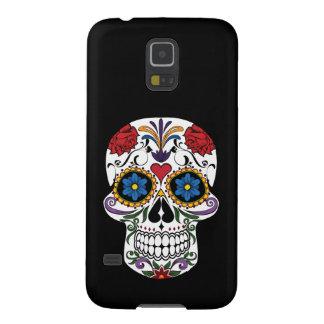 Dödhuvudblommor Galaxy S5 Fodral