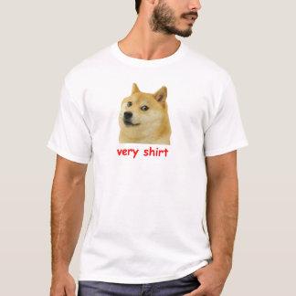 Dogeskjorta - för wow skjorta mycket t shirt