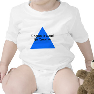 Dogm är död är idérik de MUSEUMZazzle gåvorna Bodies För Bebisar