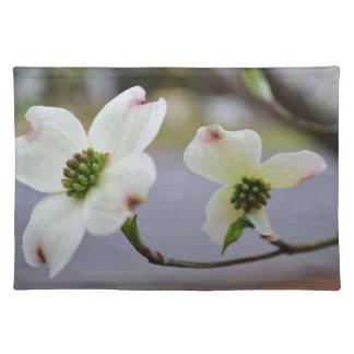 Dogwood blomstrar bordstablett
