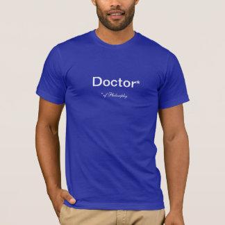 Doktor av filosofi PhD T-shirt