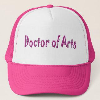 Doktor av konster keps