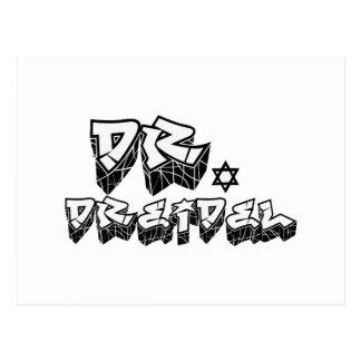DOKTOR DREIDEL - .PNG VYKORT