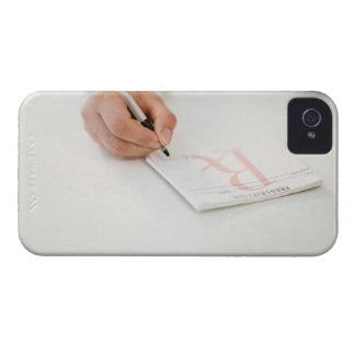 Doktorhandstilrecept Case-Mate iPhone 4 Skydd
