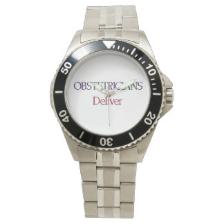 Doktorklocka - Obstetricians levererar Armbandsur
