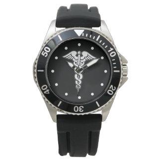 Doktorläkarundersökningtema Armbandsur