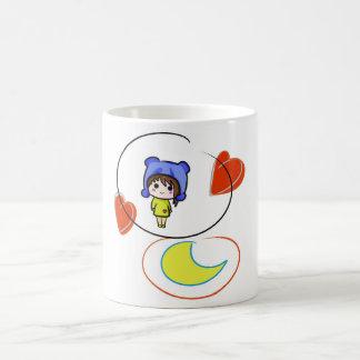 Dolce Luna Kaffemugg