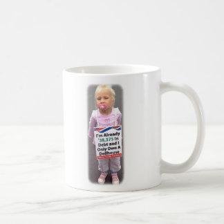 Dollhouseskuld Kaffemugg