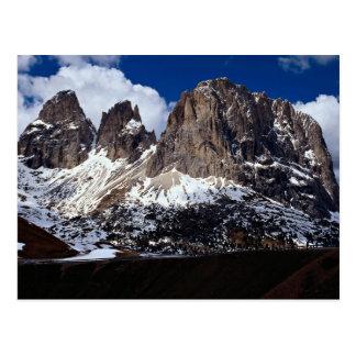 Dolomites Venetian region, nordlig italien Vykort