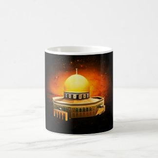 dom av stenmoskén, (Jerusalem) Kaffemugg
