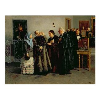 "Dom ""inte skyldigt"", 1882 vykort"
