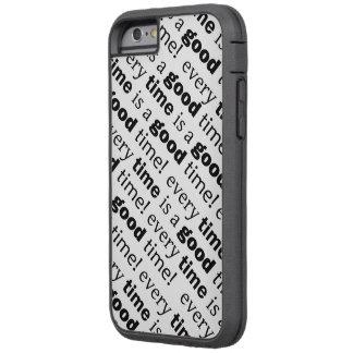 döma: varje tid är en bra tid tough xtreme iPhone 6 skal