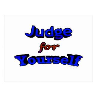 Domare för dig vykort