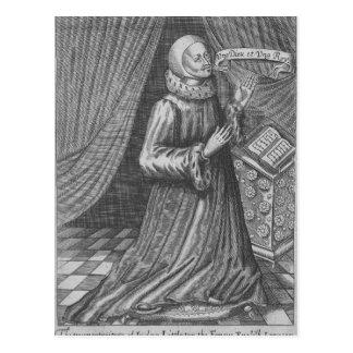 Domare Thomas Littleton, 1628 Vykort
