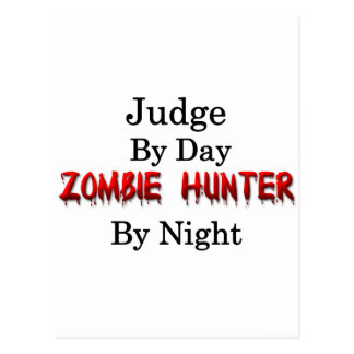 Domare-/Zombiejägare Vykort
