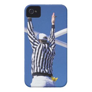 Domaresignalerandelandningsögonblick eller lyckat iPhone 4 Case-Mate case