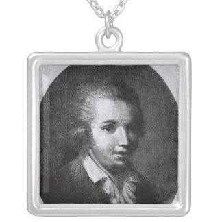 Domenico Cimarosa Silverpläterat Halsband