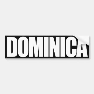 Dominica Bildekal