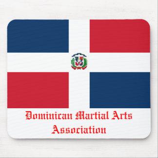 Dominikansk kampsportanslutning musmatta