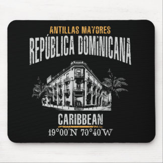 Dominikanska republiken musmatta