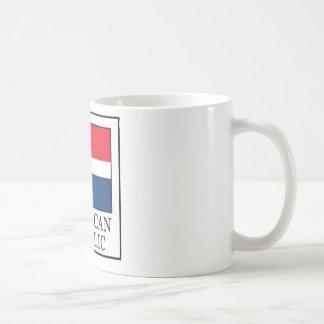 Dominikanska republiken rånar kaffemugg