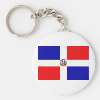 Dominikanska republiken sjunker rund nyckelring