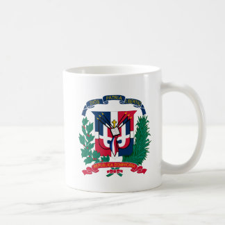 Dominikanska republiken skyddar kaffemugg