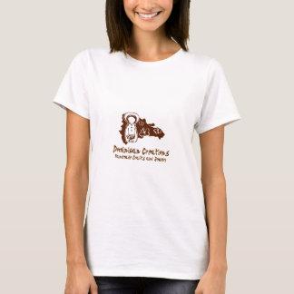 Dominikanska republikenkvinna T-tröja Tee Shirt