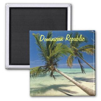 Dominikanska republikenmagnet