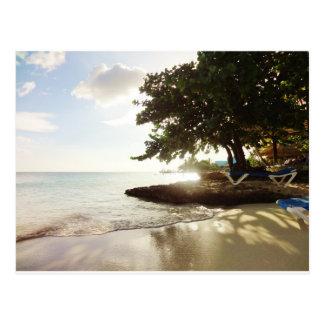 Dominikanska republikenPunta Canta strand Vykort