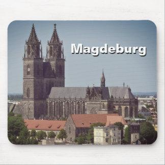 Domkyrka av Magdeburg 02.F.02 Musmatta