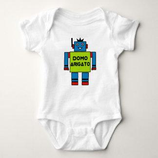 Domo Arigato Herr Roboto babyBodysuit Tröja