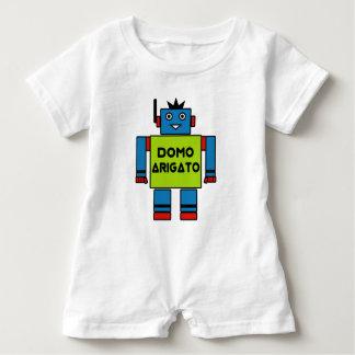 Domo Arigato Herr Roboto Romper Tshirts