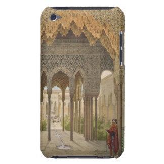 Domstolen av lejon, Alhambraen, Granada, 185 Barely There iPod Skyddande Skydd