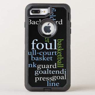 DomstolOtterBox Apple för basket full iPhone