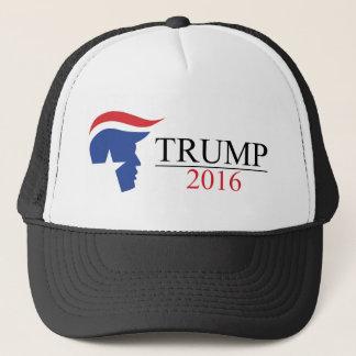 Donald Trump 2016 presidents- logotyper Keps