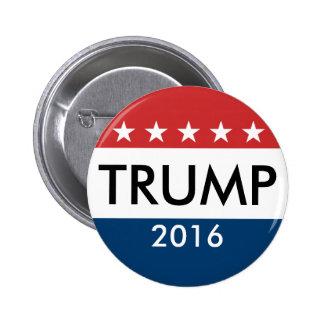 Donald Trump 2016 Standard Knapp Rund 5.7 Cm