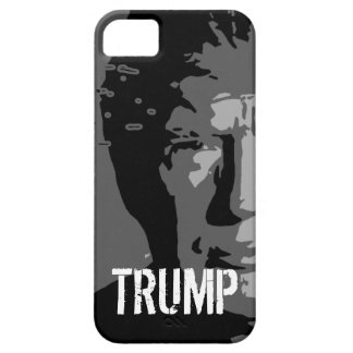Donald Trump ansikteiphone case iPhone 5 Skal