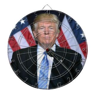 Donald Trump Dartboard Piltavla