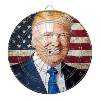 Donald Trump Darttavla
