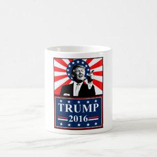 Donald Trump för den presidentkaffemuggen 2016 Kaffemugg