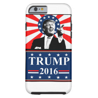 Donald Trump för det presidentIPhone 6 fodral 2016 Tough iPhone 6 Skal