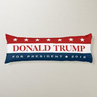 Donald Trump för det presidentvalet 2016 Kroppskudde