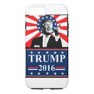 Donald Trump för fodral 2016 för presidentiPhone 7