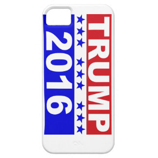 Donald Trump för presidenten 2016 iPhone 5 Cases