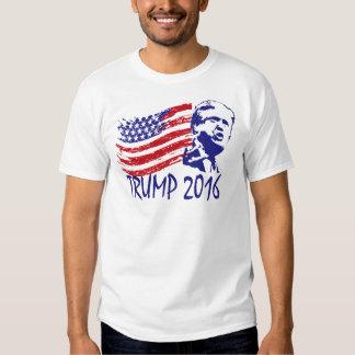 Donald Trump för presidenten 2016 - rösta Tee Shirt
