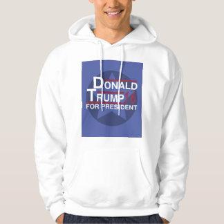 Donald Trump för presidenten 2016 Sweatshirt
