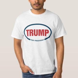 Donald Trump för presidenten 2016 T Shirt